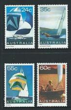 1981 Australia~Yachts~Unmounted Mint~Stamp Set~ UK Seller~