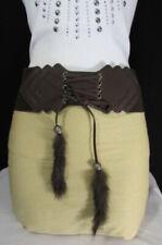 Cinture da donna marrone taglia taglia unica