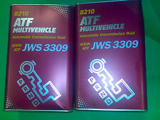 8L MANNOL ATF Multivehicle Getriebeöl JWS 3309 JATCO 3100 PL085 Texaco N402