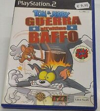 Tom & Jerry - Guerra all'ultimo Baffo per PS2 - PlayStation 2 PAL