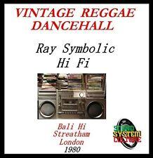 RAY  SYMBOLIC  HiFi  LONDON  1980   LIVE CD