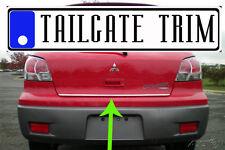 Mitsubishi OUTLANDER 2003 04 05 06 Tailgate Trunk Trim