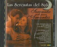 Las Serenatas del Siglo Serenata Para Amantes Latin Music CD