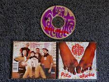 LES SATELLITES - Pied orange - CD