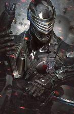 Snake-Eyes Deadgame 1 John Giang Face Shield Virgin Variant-A G.I. Joe Gi Hot!