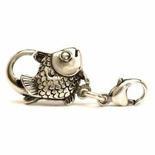 Trollbeads original authentic BIG FISH LOCK - GRANDE CHIUSURA PESCE  TAGLO-00002