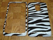 ZEBRA Design Case Cover for Motorola Ballistic Nylon XT1254 XT1250 XT1225 XT1224
