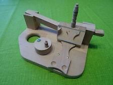 Schnupfmaschine aus Buchenholz, Handarbeit