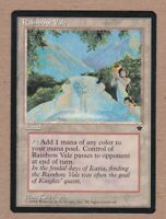 MTG - Rainbow Vale - Fallen Empires - Rare VF/EX - Single Card