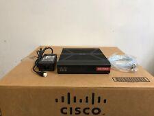CISCO ASA5506W-B-K9 WiFi SECURITY FIREWALL FirePOWER Services ASA5506 ASA5506X