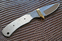 Small Knife Knives Point Hunting New Blades Making Drop Drop Making Blanks Point