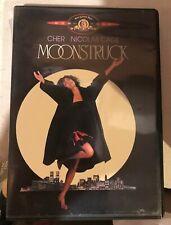 Moonstruck DVD - 1987 - Cher, Nicolas Cage
