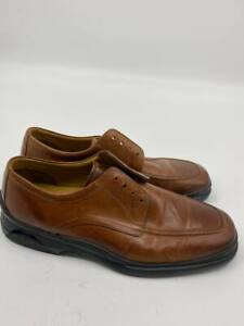 New Cole Haan mens shoe Air Sz 11M brown leather oxfords A-157