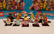 LEGO®  71018 Minifiguren Serie 17 komplett alle 16 Figuren Neu & Unbespielt