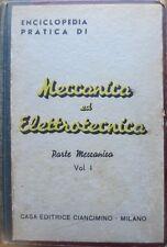 Enciclopedia pratica di elettrotecnica per tutte le specializzazioni dell'Indust