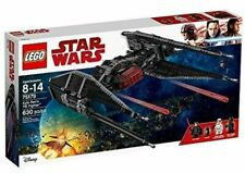 LEGO Star Wars - Kylo Ren's Tie Fighter (75179) - New in Mint Unopened Box!!