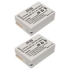 2PCS NB-10L Battery for Canon PowerShot G1 X/G15/SX40/SX50 HS/SX40HS/SX50HS