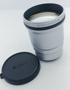 Sony VCL-DEH17V  End Conversion Lens x1.7 LIKE NEW