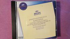 J. S. BACH - KANTATEN BMW 4 - 56 - 82. CD ARCHIV