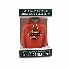 Merck Family's Old World Christmas Ornament Collegiate Collection Oklahoma State
