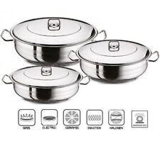 Menaje de cocina color principal plata 26-30cm