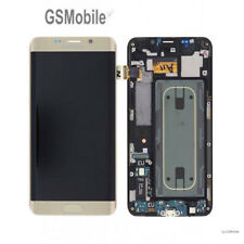 Display Pantalla LCD tactil Samsung Galaxy S6 Edge Plus G928F Gold Original