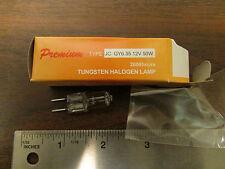Premium Tungsten Halogen Lamp JC-GY6-35-12V-50W New
