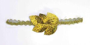 Gold Leaf Headband for Roman Greek Goddess Themes New by Forum