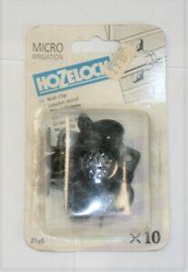HOZELOCK MICRO IRRIGATION WALL CLIP X10 (2745)