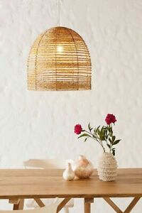 Anthropologie Beehive Pendant Shade Only-$228 MSRP