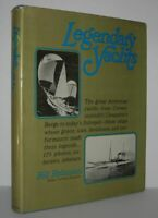 Bill Robinson / LEGENDARY YACHTS 1st Edition 1971