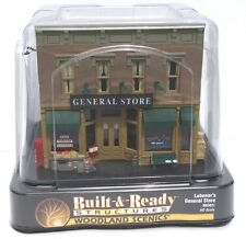 Woodland Scenics HO scale BR5021 Built and Ready Lubener's General Store