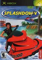 Splashdown - Original Xbox Game