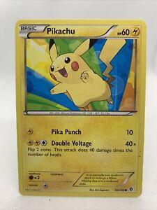 2012 Pikachu Boundaries Crossed Set Pokemon Card NM 50/149 Rare