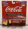 Mini Metals HO Scale Coca Cola White WC 22 Tractor/Trailer Set #31187 New