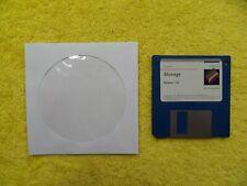 "STORAGE version 3.0 - commodore amiga 3.5"" disk"