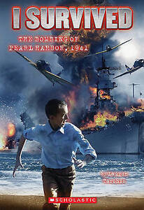 I Survived the Bombing of Pearl Harbor, 1941 by Lauren Tarshis (Paperback /...