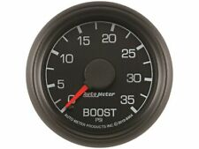 For 1999-2007 Ford F350 Super Duty Boost Gauge Auto Meter 81473NY 2000 2001 2002