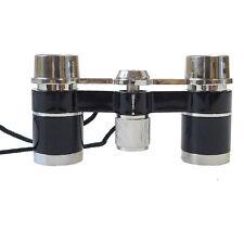 Dorr Danubia 3x25mm Opera Silver And Black Binoculars 534102, London