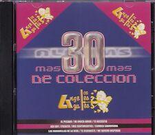 Los Angeles Azules Mas 30 Albums de Coleccion CD New Nuevo