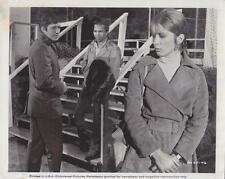 Al Freeman Jr. and Joanna Shimkus Vintage Movie Still