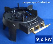 WOK-Kocher 9,2 kW 3 flammig FOKER-Hockerkocher-Gaskocher- Flüssiggas/Propangas