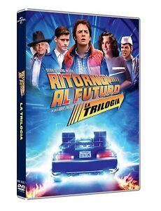 RITORNO AL FUTURO TRILOGIA - 35° ANNIVERSARIO COLLECTION (3 DVD) COF. UNICO
