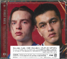 FIRST HATE-A PRAYER FOR THE UNEMPLOYED-JAPAN CD BONUS TRACK F30