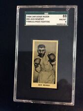 1938 Cartledge NEAR MINT - MINT JACK DEMPSEY