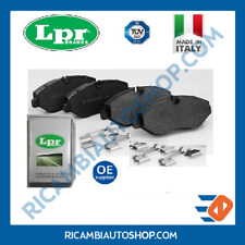 KIT PASTIGLIE FRENO ANTERIORE LPR FIAT MAREA WEEKEND MULTIPLA PUNTO