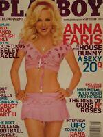 Playboy September 2008 | Valerie Denise Mason Anna Faris Keeley Hazell 1156+