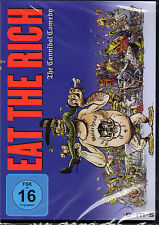 Eat the Rich - The Cannibal Comedy ,100% Uncut , New & Sealed , Lemmy Motörhead