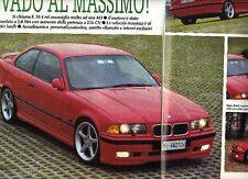 Z8 Ritaglio Clipping 1994 BMW 325i Serie 3 Kit by Racing Dynamics  tuning