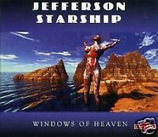 Jefferson Starship Windows Of Heaven CD NEW SEALED 2004 Paul Kantner/Marty Balin